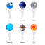 Solar System Glow-in-the-Dark Bottle Stoppers 2 thumbnail