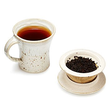 Zen Tea Mug with Strainer