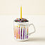 Birthday Cake in a Mug 1 thumbnail