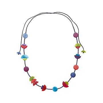 Art Deco Tagua Necklace