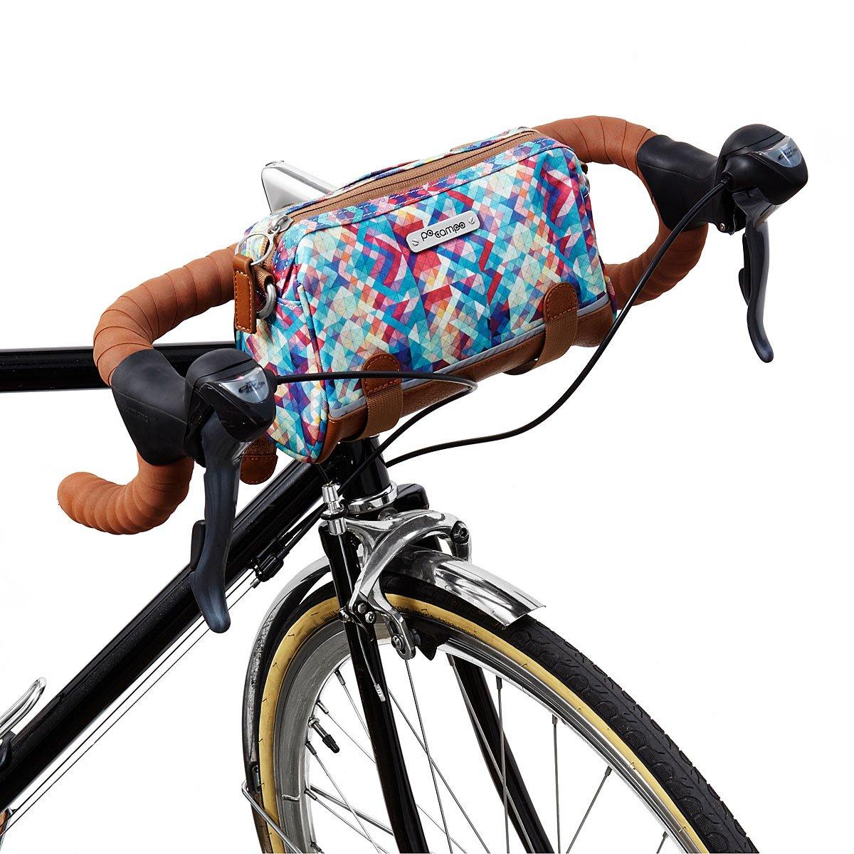 Bike Handlebar Bag Bike Accessories Panier Uncommongoods