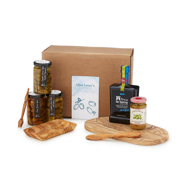 Olive Lover's Gift Box