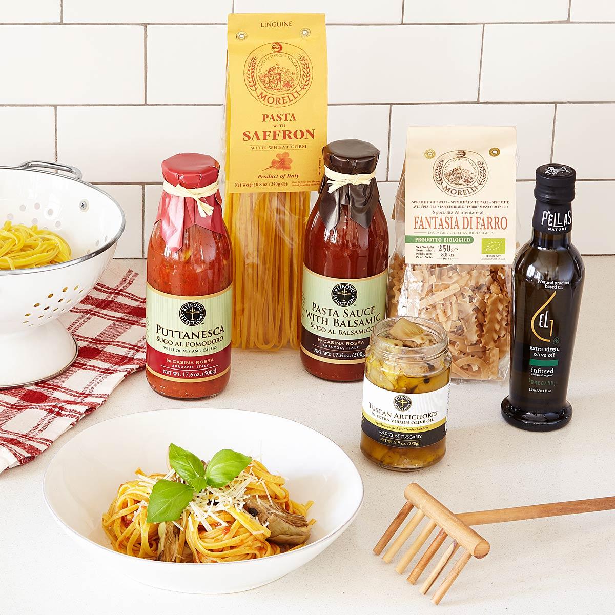 Buon Appetito Italian Dinner Gift Box