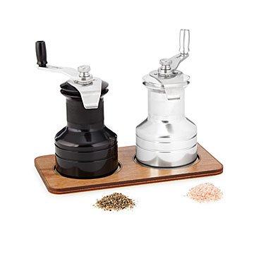 Ocean Winch Salt And Pepper Mills