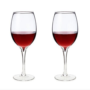 Spiral Wine Filtering Glass Set