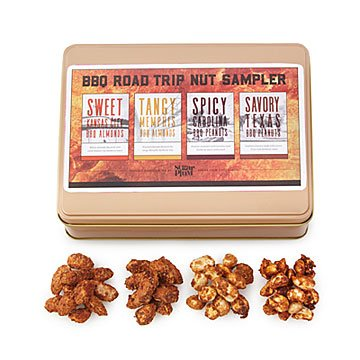 BBQ Road Trip Nut Sampler