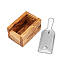 Olive Wood Grate and Serve Set 3 thumbnail