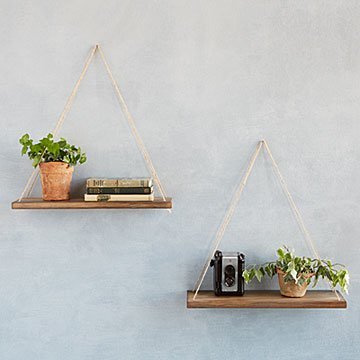 Hang Anywhere Shelf Duo