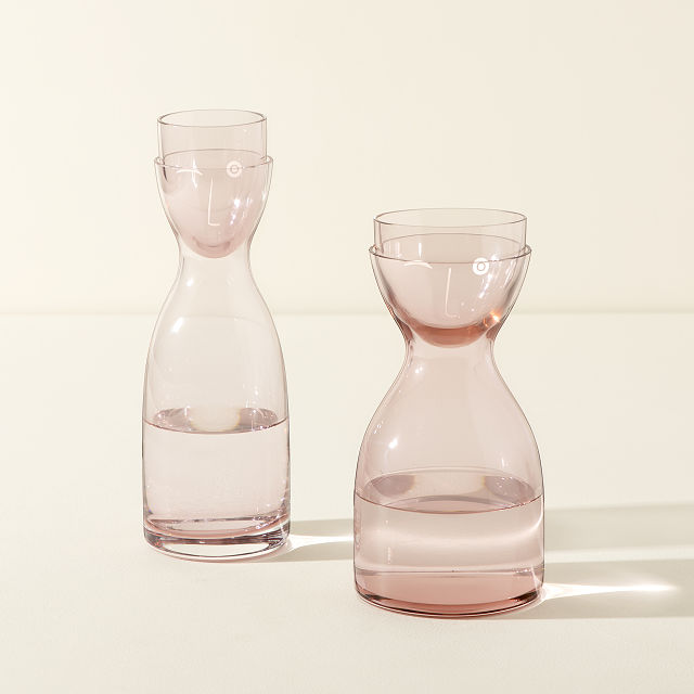 Sleepy Head Bedside Carafe Set