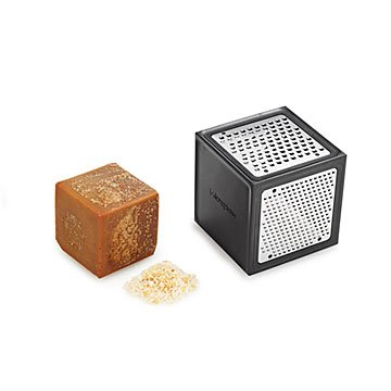 Pure Maple Sugar Cube & Grater Set