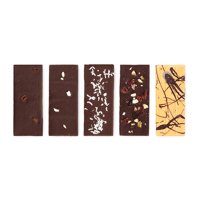 World of Flavor Chocolate Bars