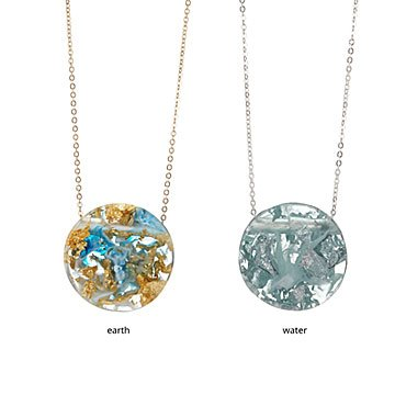 Four Elements Necklaces