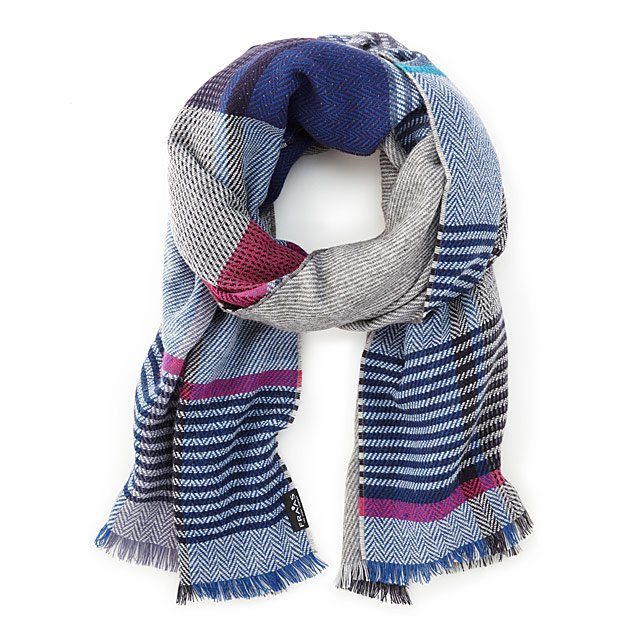 0ce0b4b8a597b Reversible Oversized Blanket Scarf | large scarf, winter clothes for ...