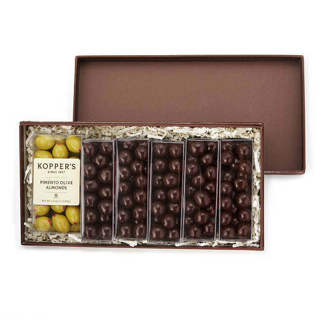 Cocktail Hour Chocolate Gift Box