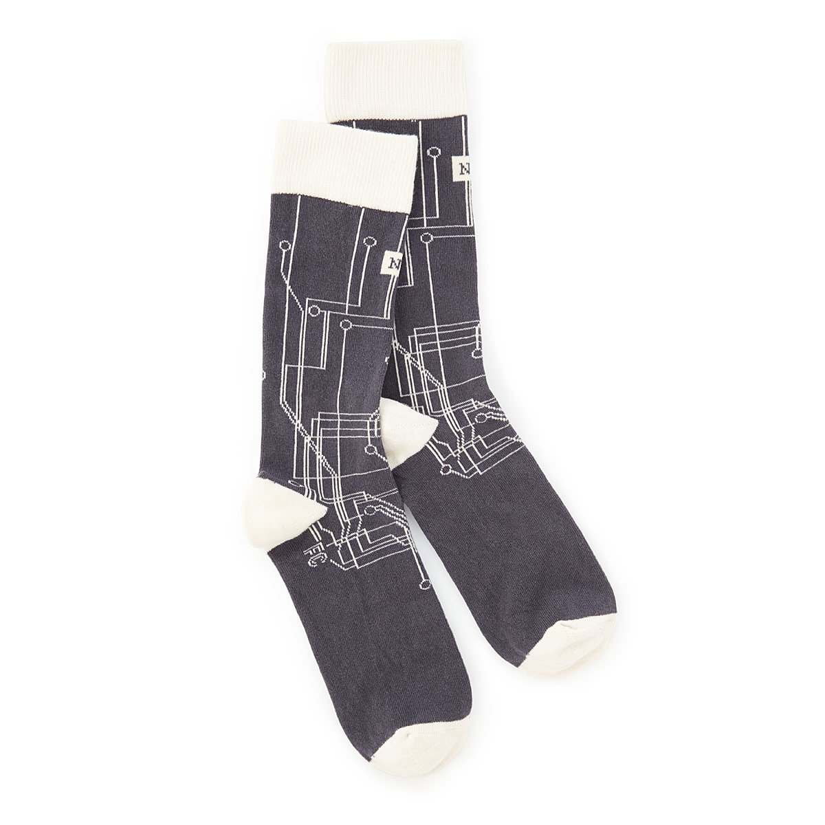 Christmas Gifts For Dudes Part - 17: Menu0027s Favorite City Socks