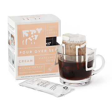Vietnamese Coffee Portable Pour Overs