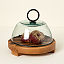 Reclaimed Serving Board & Glass Cloche 1 thumbnail