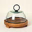 Reclaimed Serving Board & Glass Cloche 2 thumbnail
