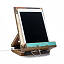Salvaged Wood Cookbook & Tablet Stand 4 thumbnail