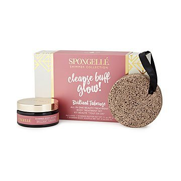 Shimmering Buffer & Body Souffle Gift Set