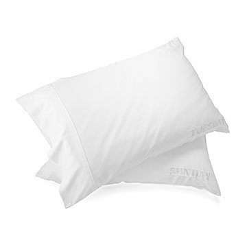 Clean Skin 7 Day Pillowcase Set