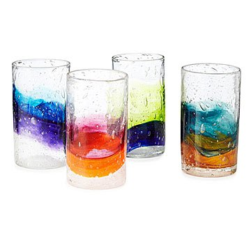 Watercolor Glasses