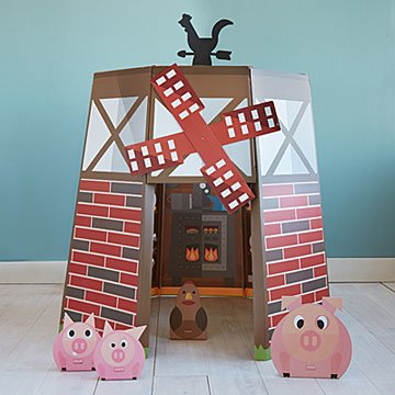 Windmill Farm Playhouse