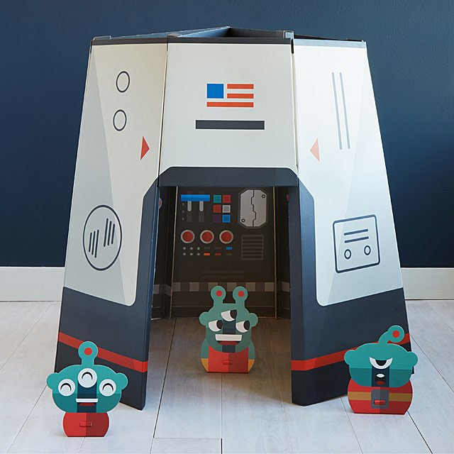 Space Odyssey Playhouse