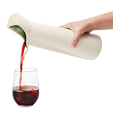 Sangria Fruit Serving Pitcher