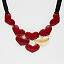 Lots of Love Tagua Bib Necklace 2 thumbnail
