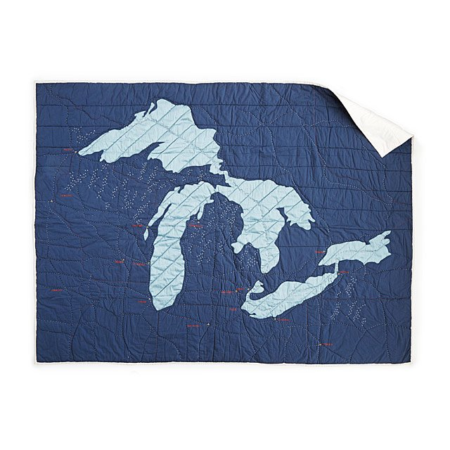 Great Lakes Throw