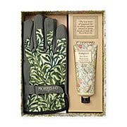 Gardening Glove & Hand Cream Gift Set