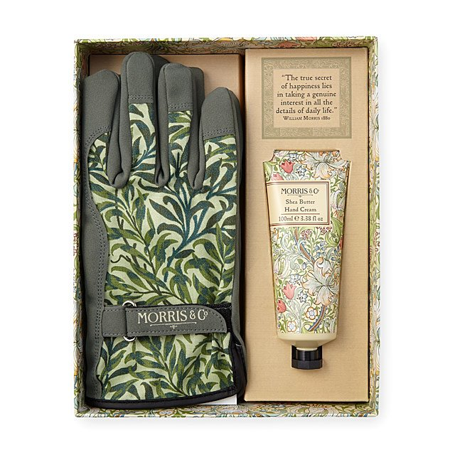 Gardening Glove U0026 Hand Cream Gift Set