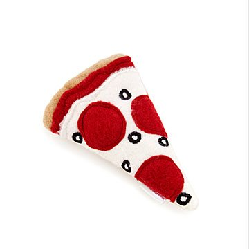 Pizza Catnip Toy