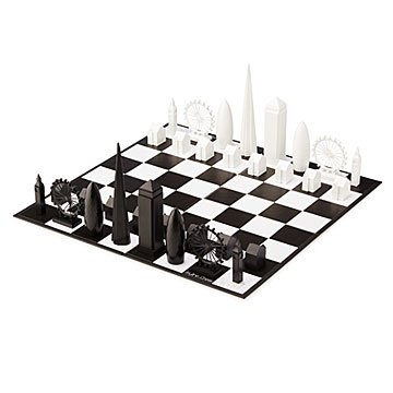 London Skyline Chess