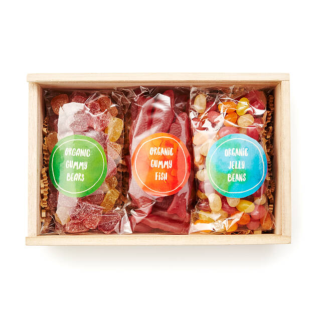 Good Gummies Organic Candy | Gummy Bears, Gumdrop