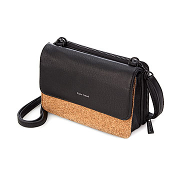 Two-in-One Crossbody Bag
