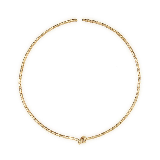 Love Knot Promise Necklace