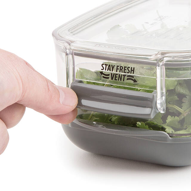 Veggie Smart Storage Containers