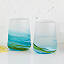 Sea Spray Wine Glass Set 3 thumbnail