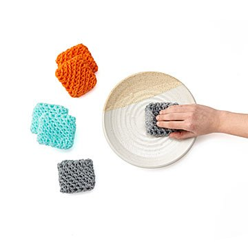 Reusable Dish Scrubbers