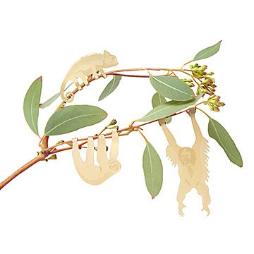 Plant Hanging Animals