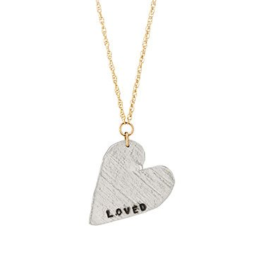 Loved Always Necklace