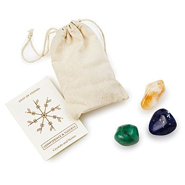Confidence and Success Affirmation Stones