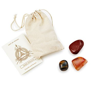 Inner Strength Affirmation Stones