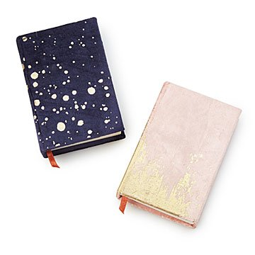 Velvet Bound Journal