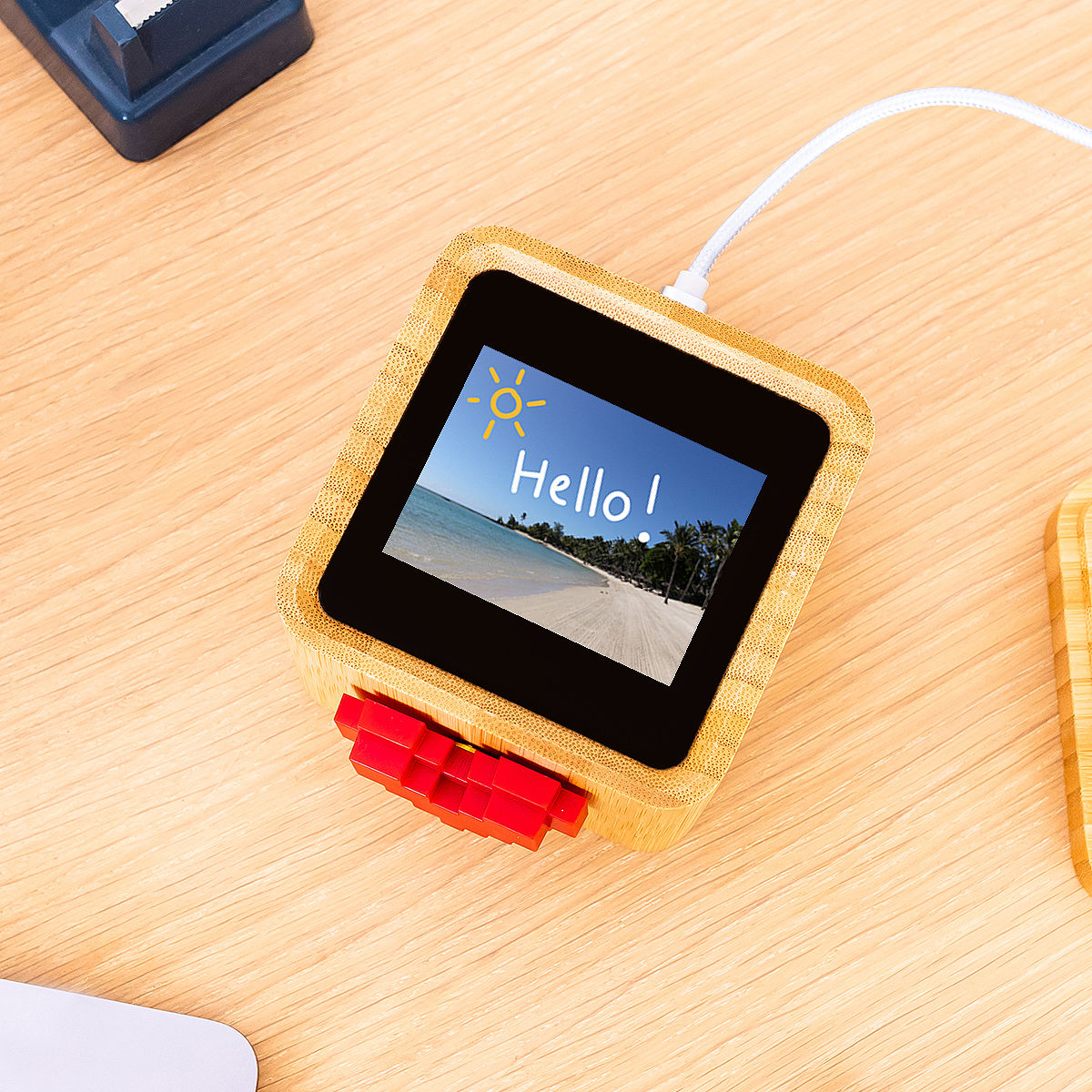 Love message box - 22 Unusual 1st Anniversary Gift Ideas - TodayWeDate.com