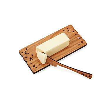 Celestial Butter Board & Spreader