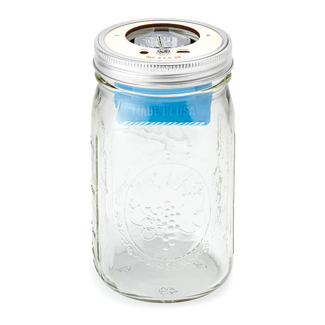 Bluetooth Mason Jar Speaker