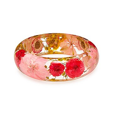 Sun-Kissed Hilltop Botanist Bangle